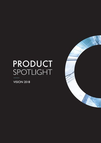 Product Spotlight | VISION 2018 | MVPro by Clifton Media Lab - issuu