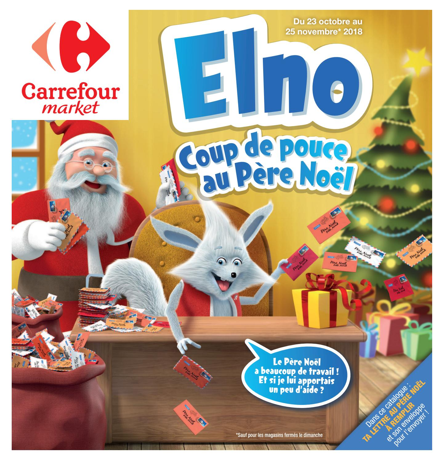 a5cda02978bc Catalogue des jouets Noël 2018 Carrefour Market by bonsplans - issuu