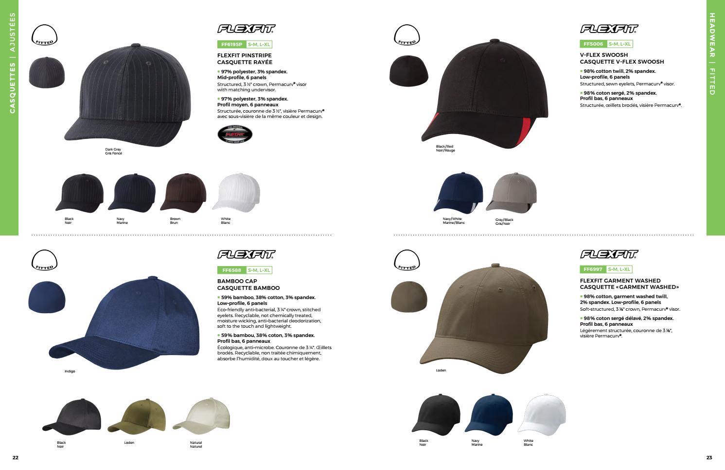 4b8b0c2da3d Headwear   Bags by Uniformode - issuu