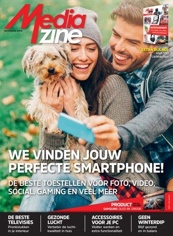 6c23e3bcf5a61b Mediazine Belgie November 2018 by Mediazine België Belgique - issuu