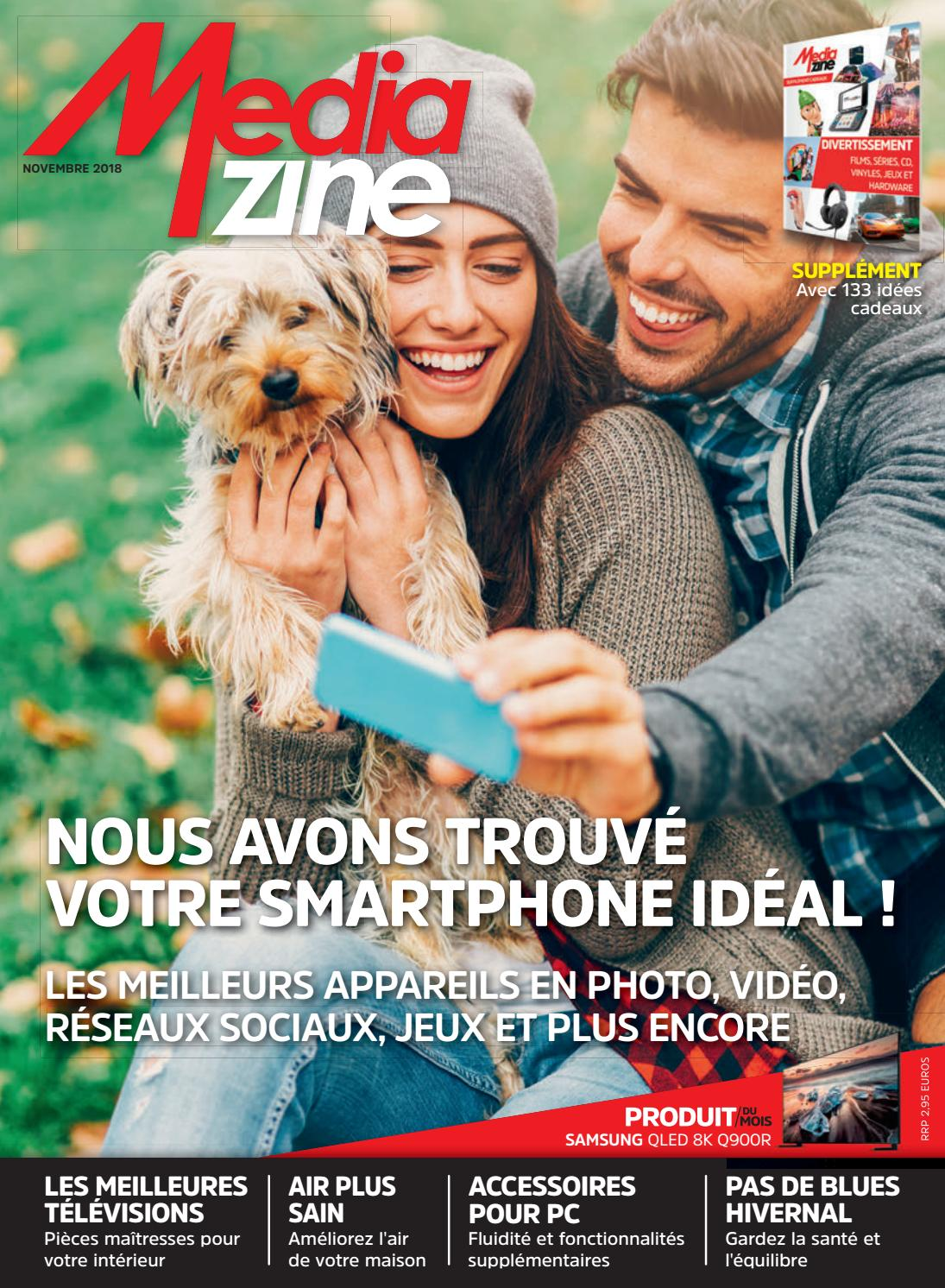 5c4bf2757d5764 Mediazine Belgique Novembre 2018 by Mediazine België Belgique - issuu