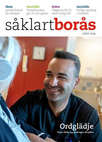 20b5b9b6bf69 Såklart Borås 2 2018 by Borås Stad - issuu