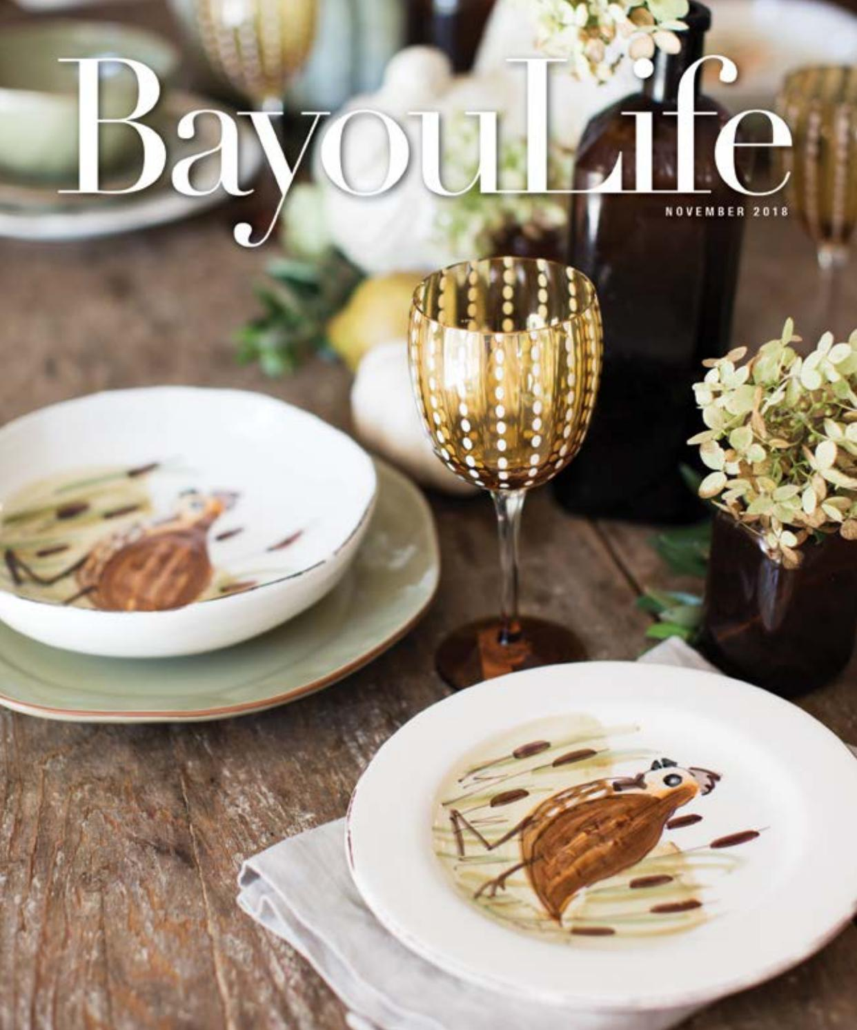 Bayoulife November 2018 By Magazine Issuu Illuminated Circuit Board Coffee Table Is Geek Diy Chic Decor