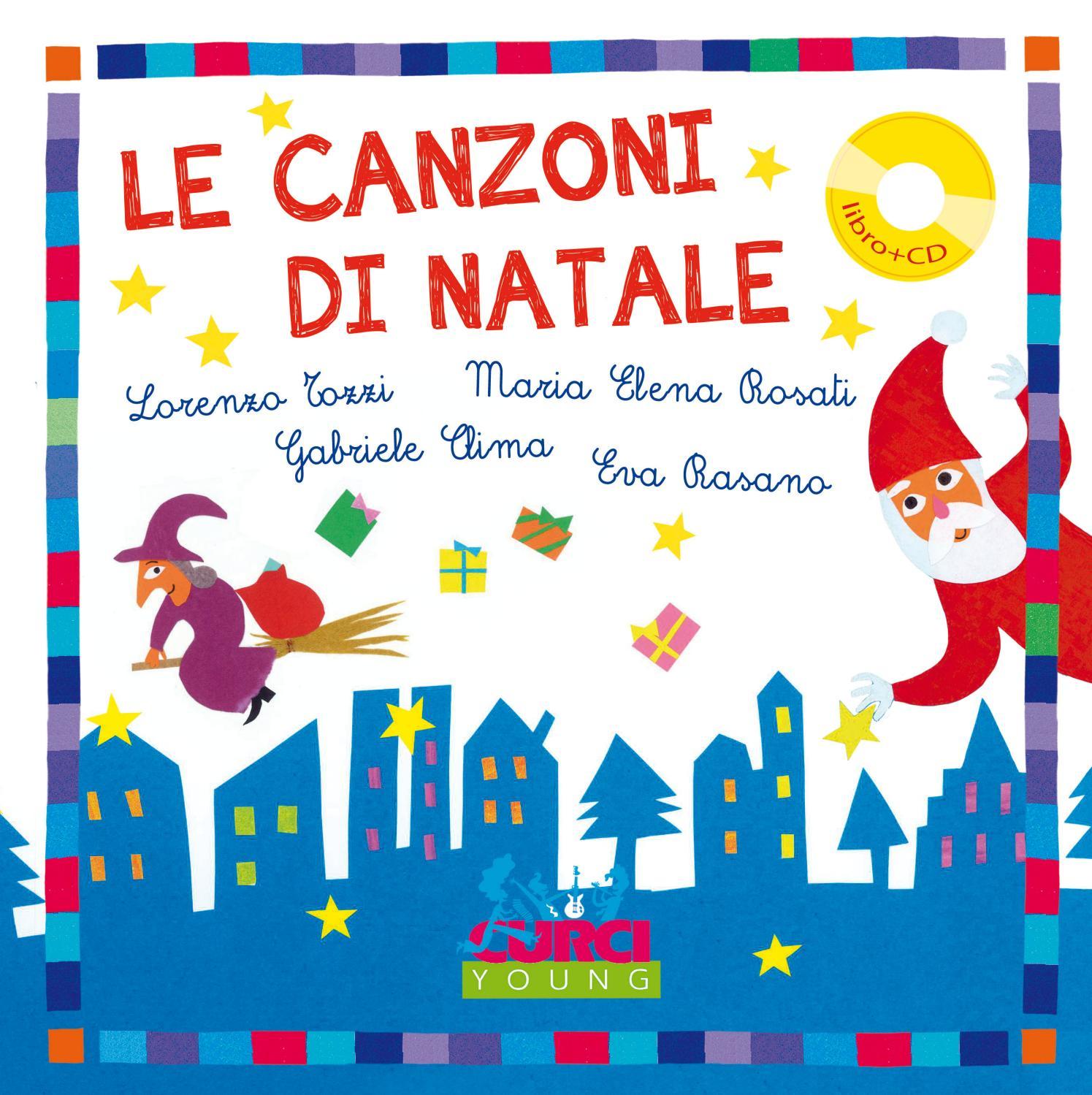 Buon Natale Rap 5 B.Le Canzoni Di Natale Anteprima By Edizioni Curci Issuu