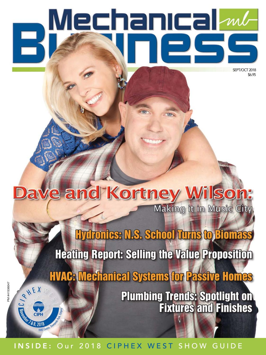 Mechanical Business September October 2018 By Wiring Garbage Disposal Furthermore Single Bowl Kitchen Sink Plumbing Issuu