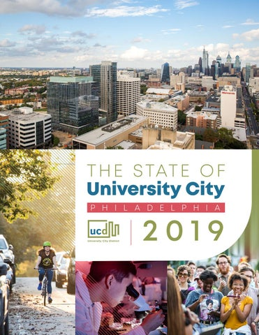 The State of University City 2019 by University City