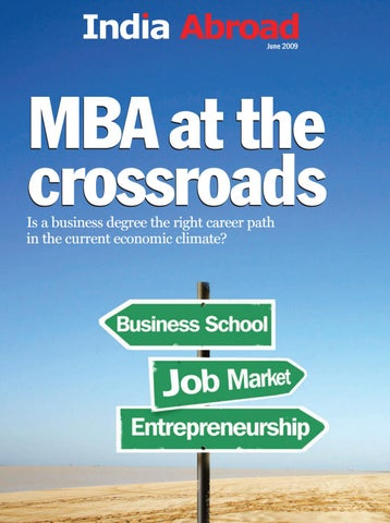 India Abroad - MBA Special by India Abroad - issuu