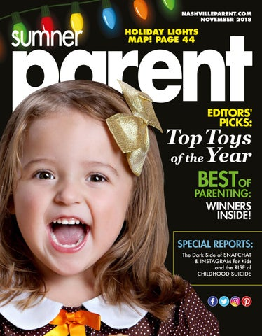 7ac999e3fc6f Sumner Parent magazine November 2018 by Day Communications/DayCom ...
