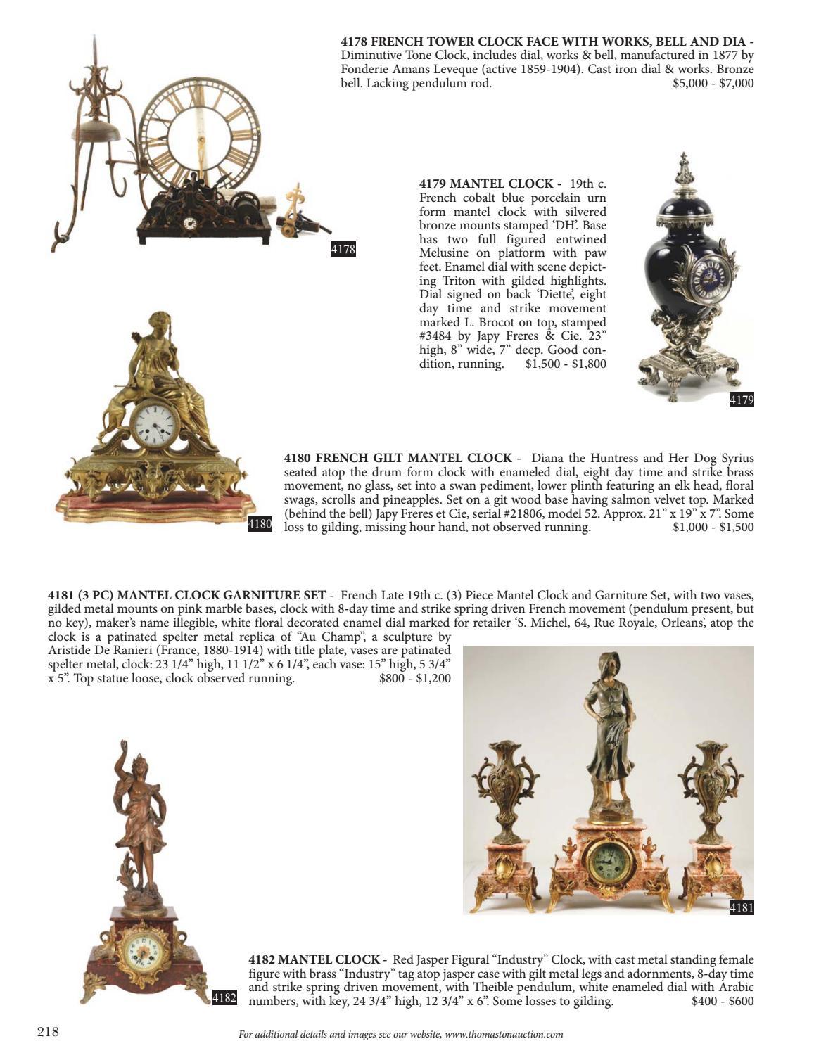 2018 Fall Auction Weekend by thomastonauction - issuu