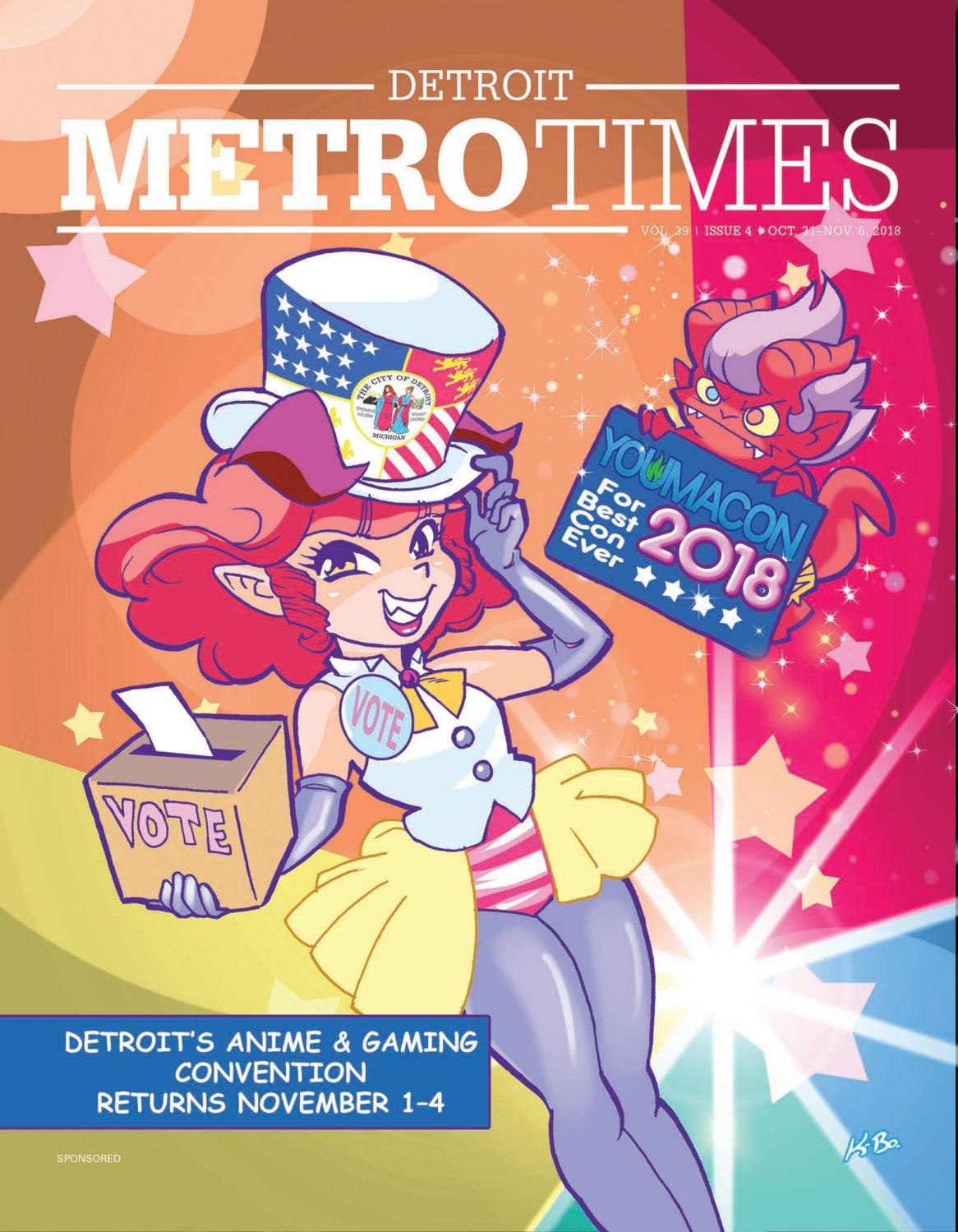 Metro Times 103118 by Euclid Media Group - issuu