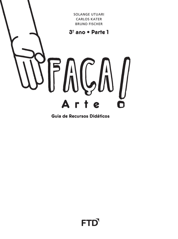 Faca 3 Professor By Editora Ftd Issuu