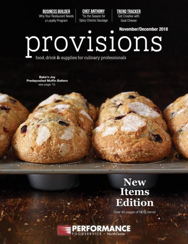 d8ac2d1634e Provisions November/December 2018 by Performance Foodservice - issuu