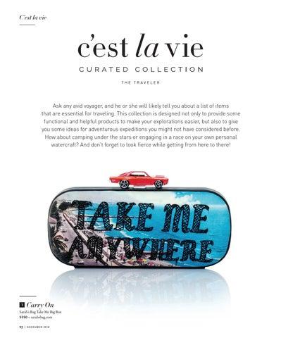 VIE Magazine December 2018 by  the idea boutique ® - issuu 7dfd8f17448e9