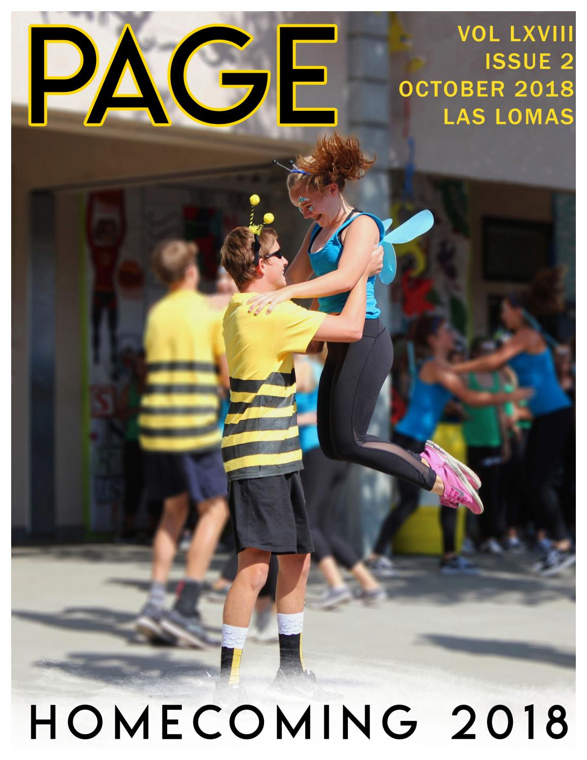 Volume 68 Issue 2 By Las Lomas Page Issuu