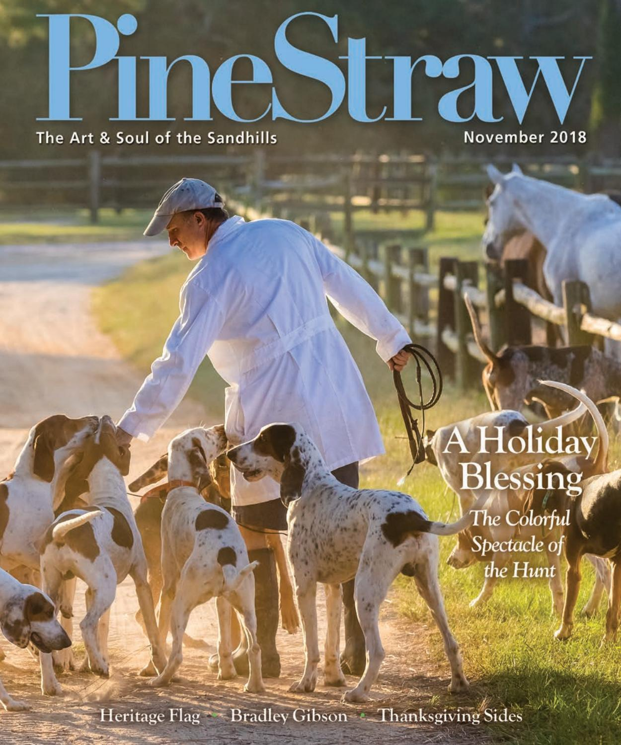 776bca09f9 November PineStraw 2018 by PineStraw Magazine - issuu