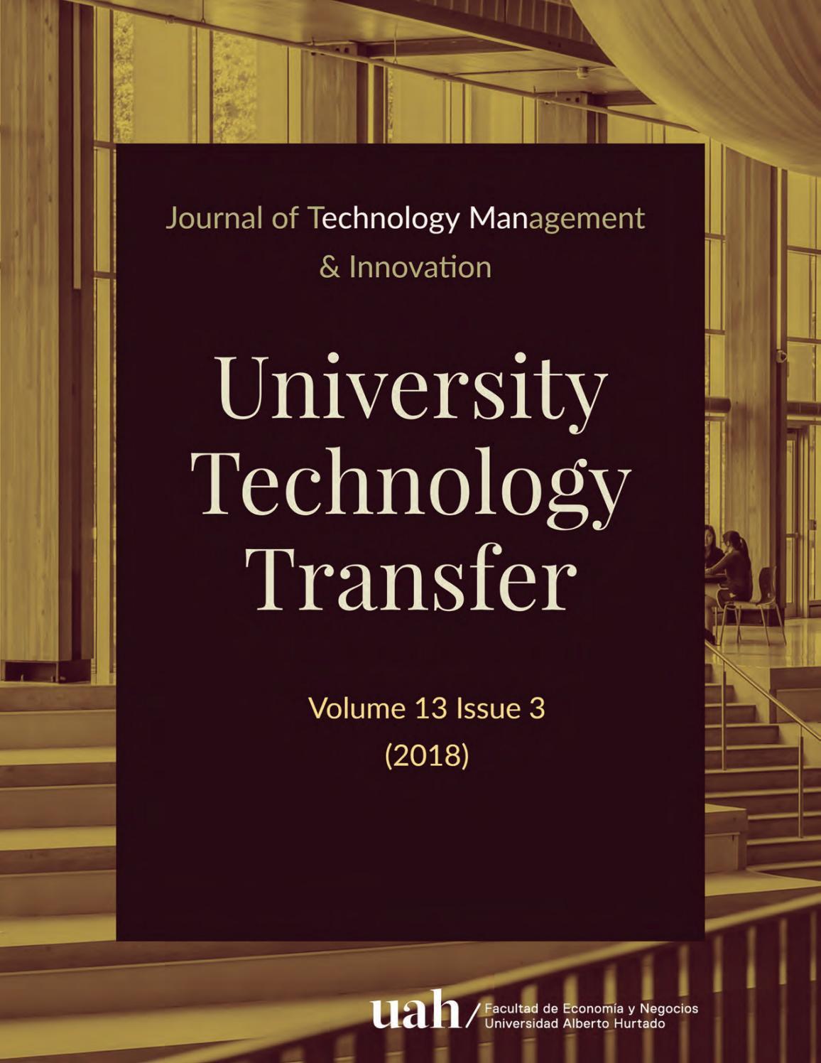 Volume 13 - Issue 3 (2018) by Chimera Innova Group - issuu