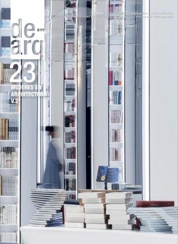 Dearq No. 23 Mujeres en Arquitectura V.2 by Dearq - issuu 3c070ed22eb8