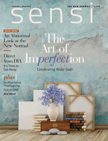 16b5660a37 Sensi Magazine - Denver Boulder (November 2018) by Sensi Media Group ...