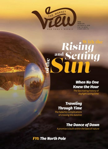Issue 171 By The Monsey View Issuu