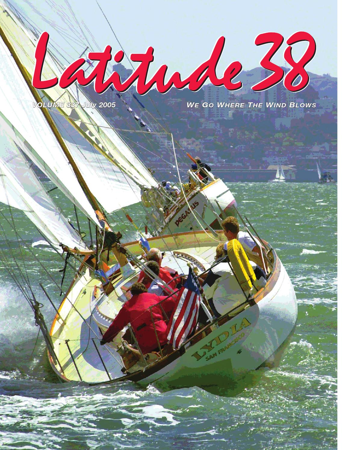 Remarkable Latitude 38 July 2005 By Latitude 38 Media Llc Issuu Ncnpc Chair Design For Home Ncnpcorg