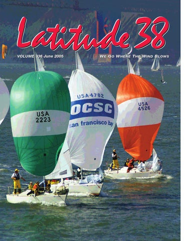 0daa41b495 Latitude 38 June 2005 by Latitude 38 Media