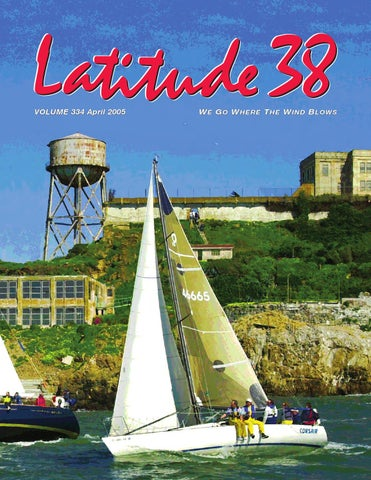 435f798a3859 Latitude 38 April 2005 by Latitude 38 Media, LLC - issuu