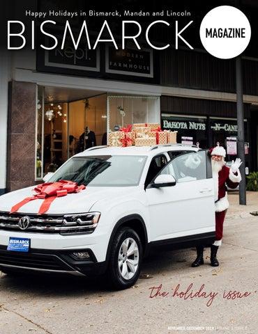 35d68c4b10dd Bismarck Magazine - Volume 3  Issue 6 November December by Bismarck ...