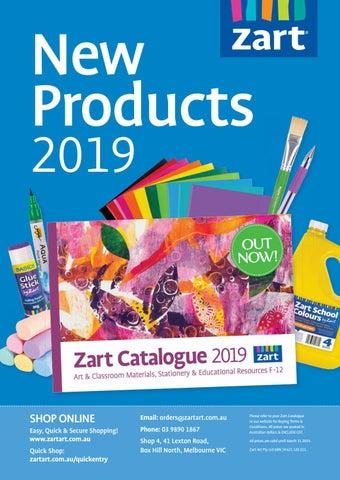 80f9e3444153 Zart  New Products 2019 by Zart   Art