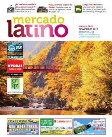 9b535386 Edición Noviembre 2018 by Mercado Latino Co. Ltd. - issuu