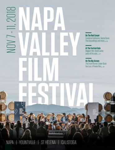 Nvff18 Program Guide By Napa Valley Film Festival Issuu