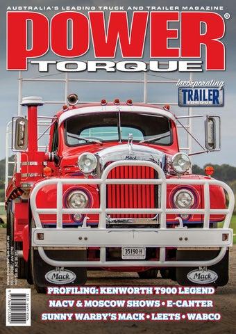 b9ad12572 POWERTORQUE Magazine issue #80 Dec/Jan 2018 by Motoring Matters ...