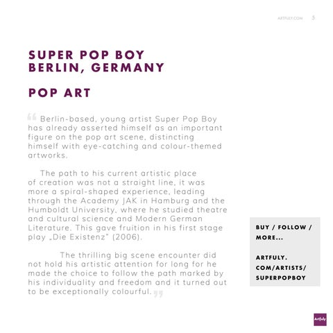 Page 5 of Super Pop Boy from Berlin