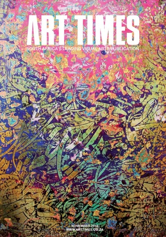 SA Art Times November 2018 by SA ART TIMES - issuu