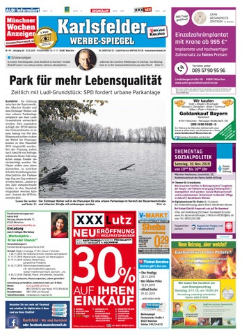 KW 44-2018 by Wochenanzeiger Medien GmbH - issuu ba13dacc8aa