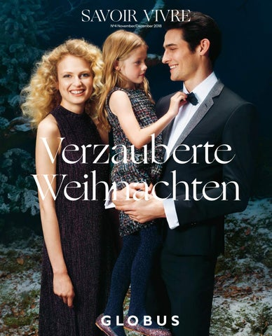 09165b57b8ea Magazin Verzauberte Weihnachten by GLOBUS SAVOIR VIVRE - issuu