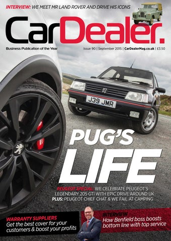 dfb63ea97b Car Dealer Magazine  Issue 90 by blackballmedia - issuu