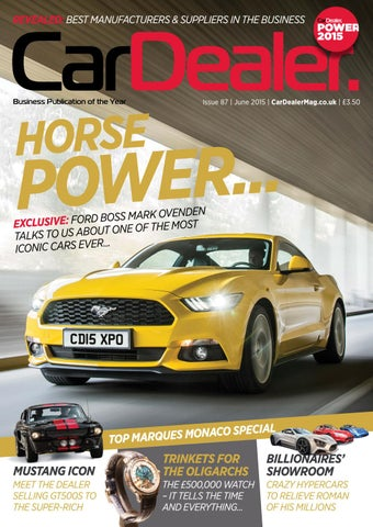 c3f6c75537 Car Dealer Magazine  Issue 87 by blackballmedia - issuu