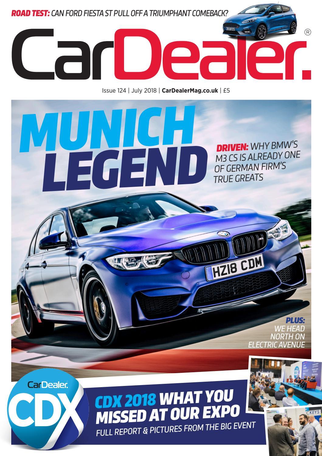 Car Dealer Magazine Issue 124 By Blackballmedia Issuu