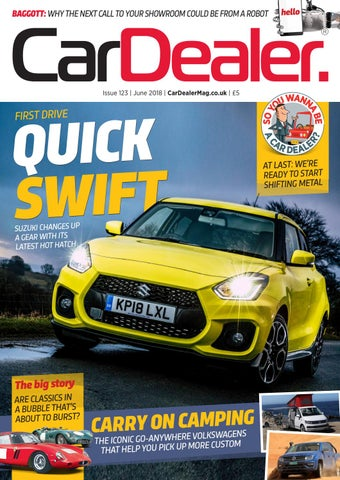 Car Dealer Magazine: Issue 123 by blackballmedia - issuu