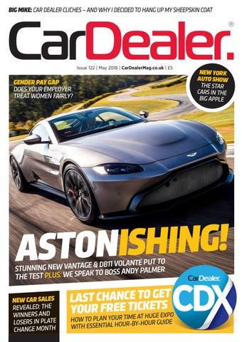 3685955f1a8a Car Dealer Magazine: Issue 122 by blackballmedia - issuu