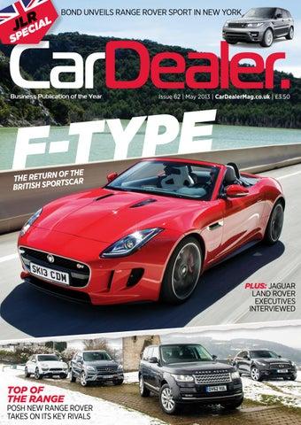 Car Dealer Magazine: Issue 62 by blackballmedia - issuu