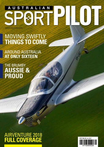 Australian Sport Pilot by Recreational Aviation Australia
