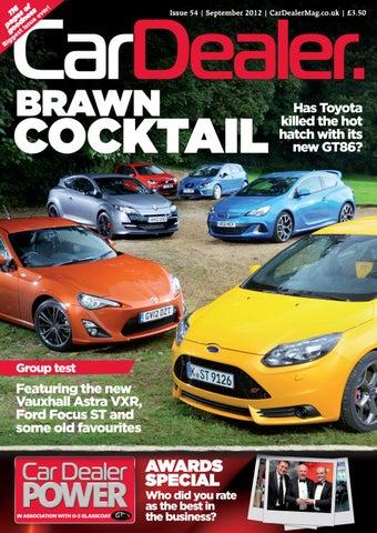 Car Dealer Magazine Issue 54 By Blackballmedia Issuu