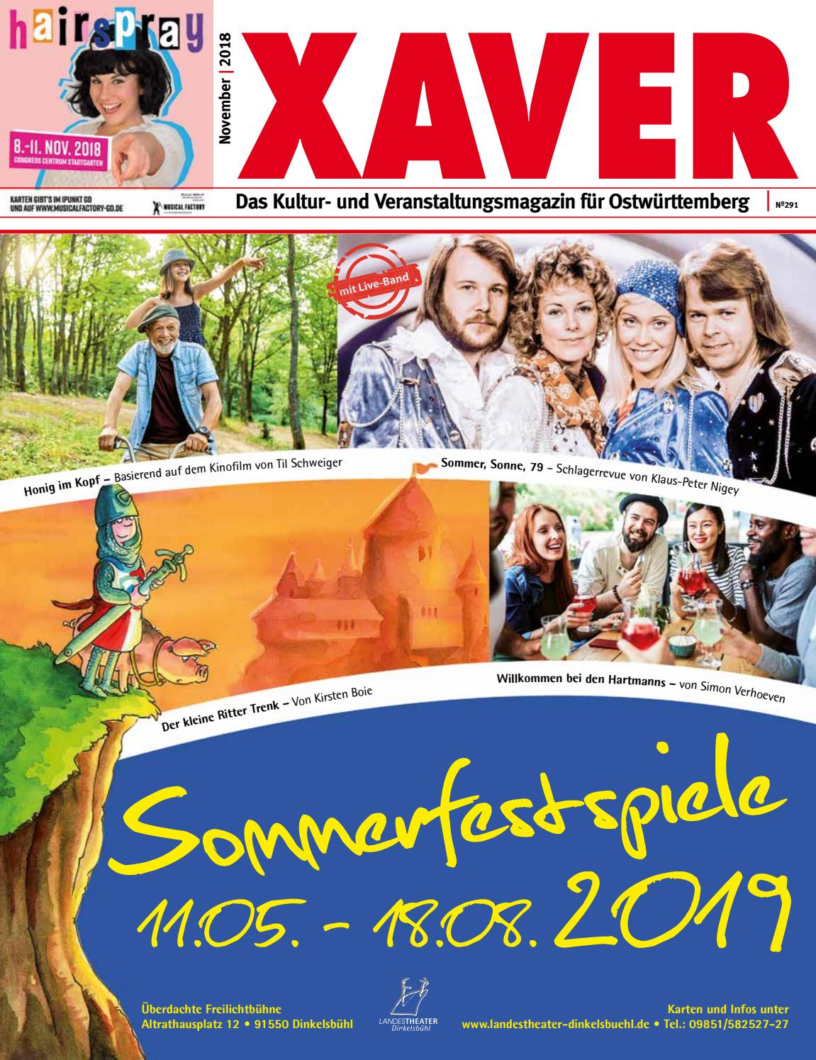 XAVER November '11 by Hariolf Erhardt issuu
