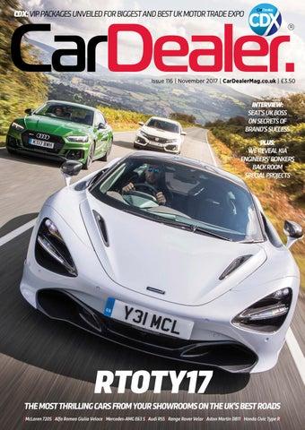 Car Dealer Magazine: Issue 116 by blackballmedia - issuu