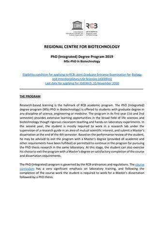 6 month dissertation in bioinformatics