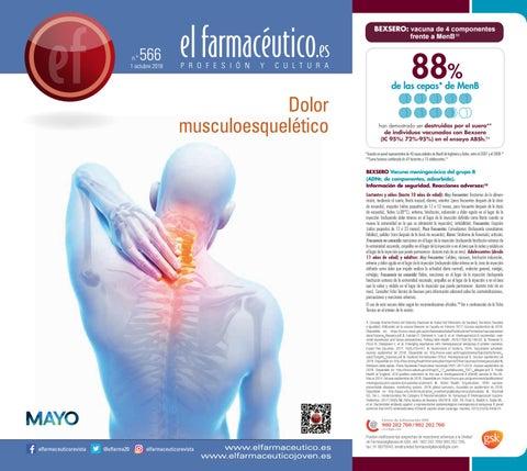 El Farmacéutico n.º 566 by Ediciones Mayo 589c0ae1b432