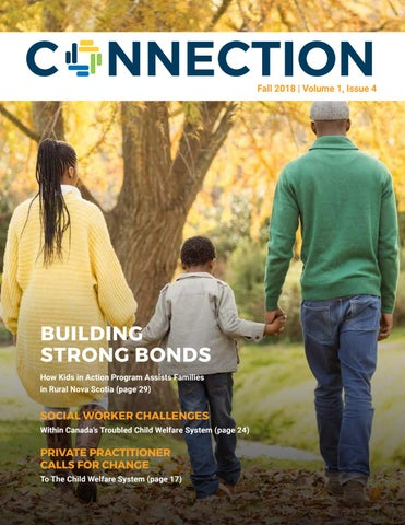 Page 1 of Connection Fall 2018
