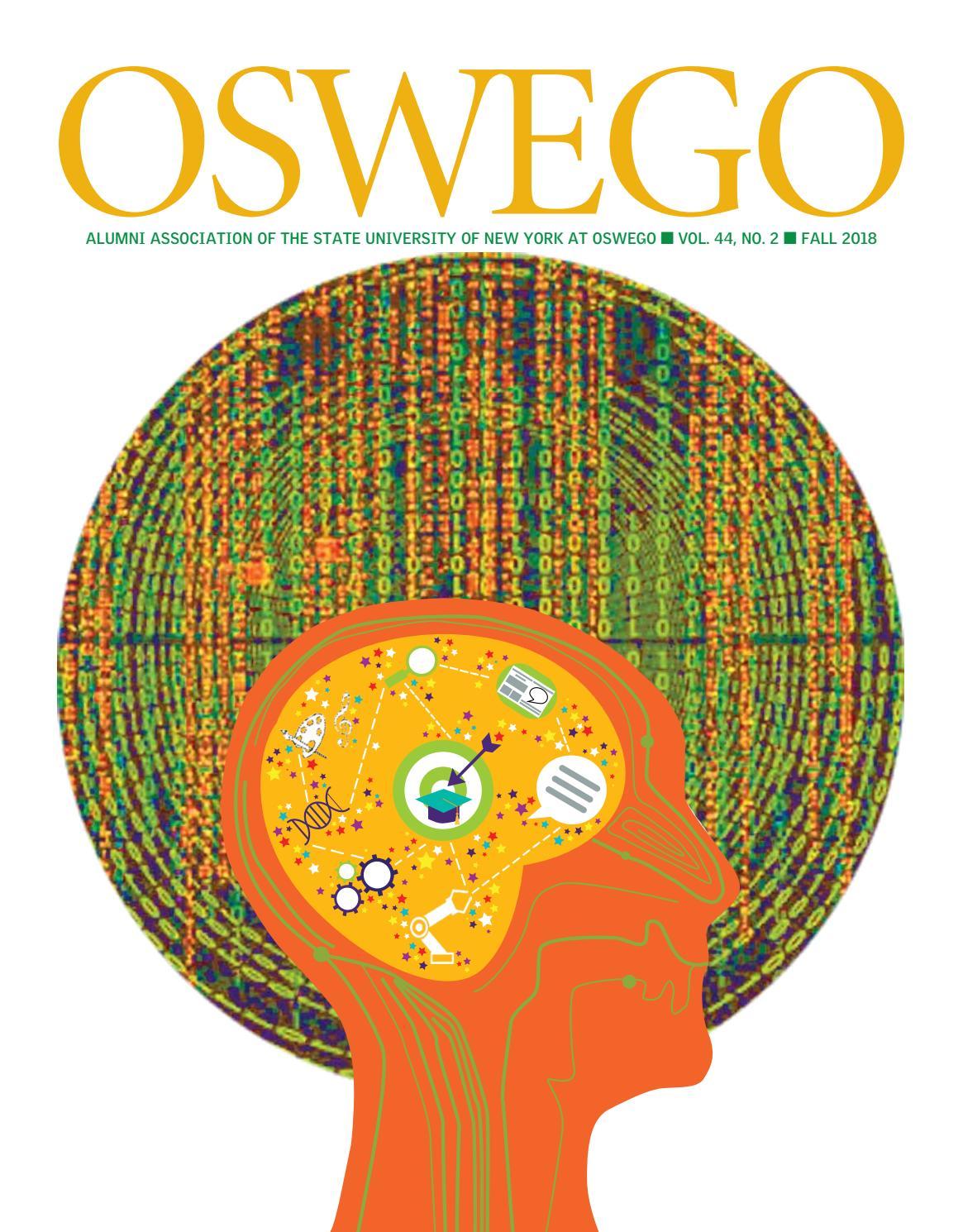 oswego magazine by oswego alumni