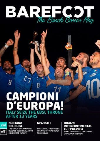 2d35b6ca2 BAREFOOT  The Beach Soccer Mag - ISSUE 08 by Beach Soccer Worldwide ...